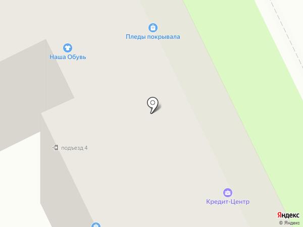 От А до Я на карте Жуковского