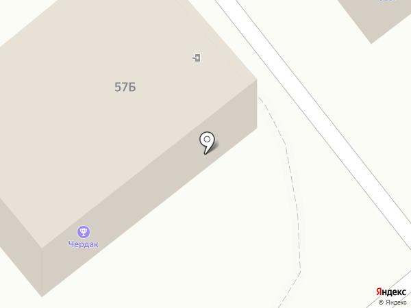 Продуктовый магазин на карте Ильинского