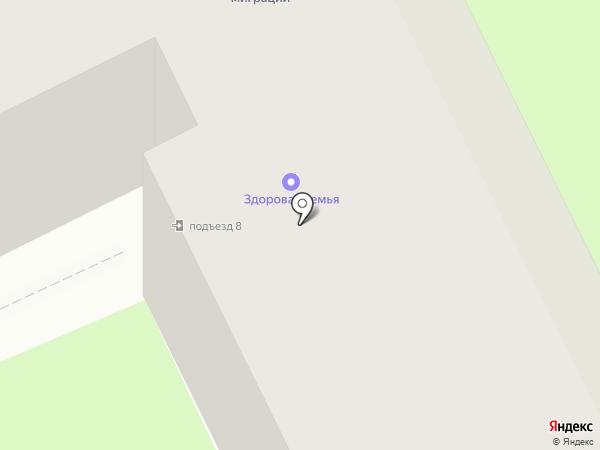 Умная кроха на карте Жуковского