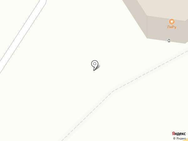 Магазин мясной продукции на карте Красноармейска