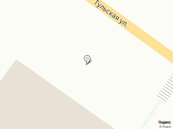Красное & Белое на карте Узловой
