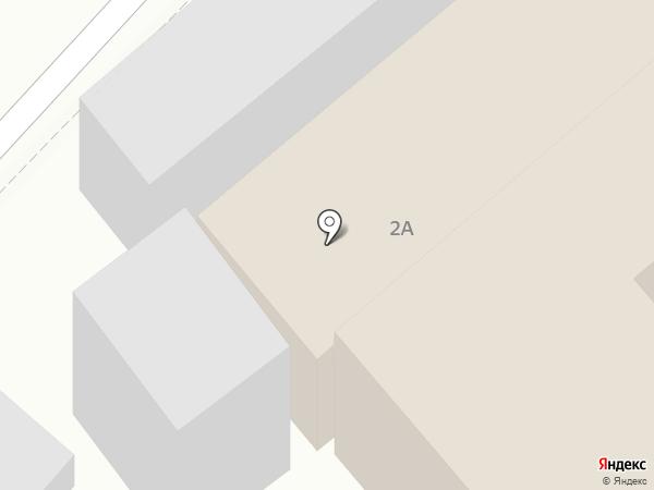 Дивный на карте Геленджика