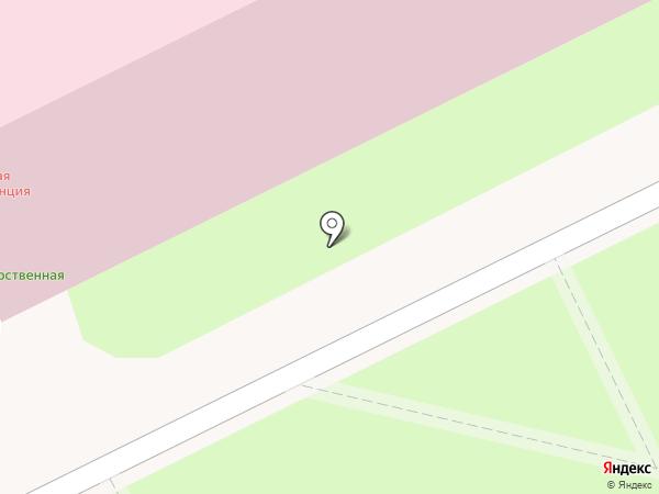 Городская клиническая больница на карте Жуковского