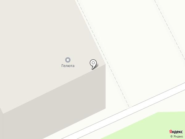 Межтопэнергобанк, ПАО на карте Жуковского