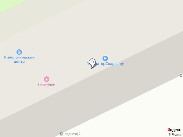 Щит на карте Жуковского