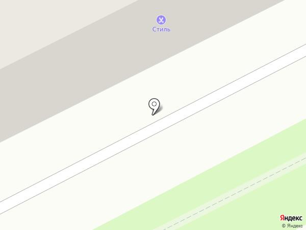 Стиль на карте Жуковского