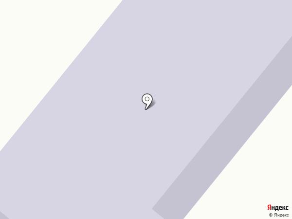 Харцызский техникум на карте Харцызска