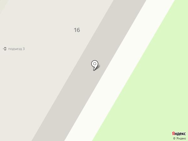 Беркут на карте Жуковского