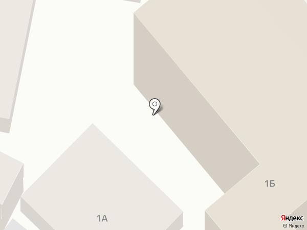 Paradise на карте Геленджика