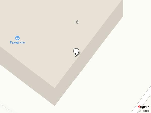 Продуктовый магазин на карте Кратово