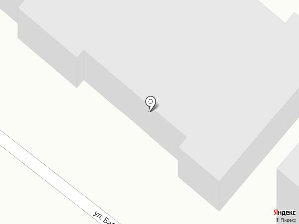 Харцызский трубный завод, ПАО на карте Харцызска