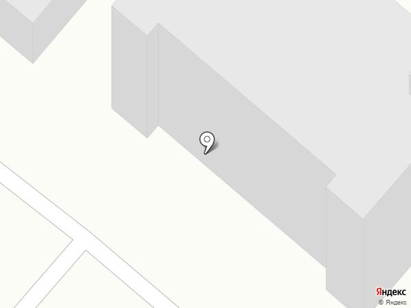 Харцызский трубный завод на карте Харцызска