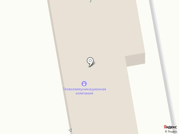 Квадродом на карте Красноармейска
