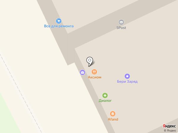 Люстры на карте Жуковского