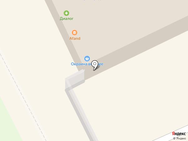 Джузеппе на карте Жуковского