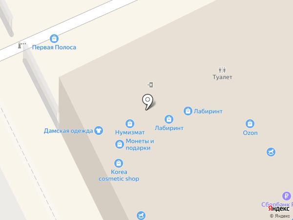 Киоск хлебобулочных изделий на карте Жуковского