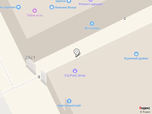 Доктор Столетов на карте Жуковского