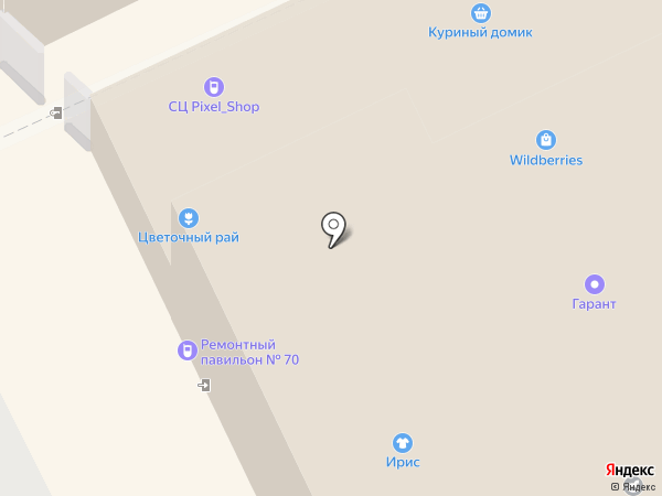 Мясной Домик на карте Жуковского