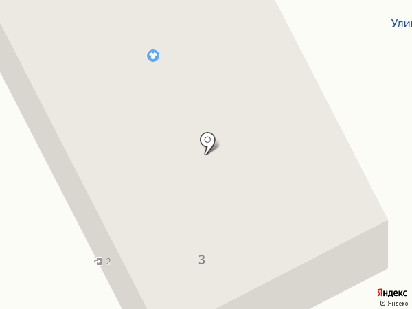 Участковый пункт полиции на карте Жуковского