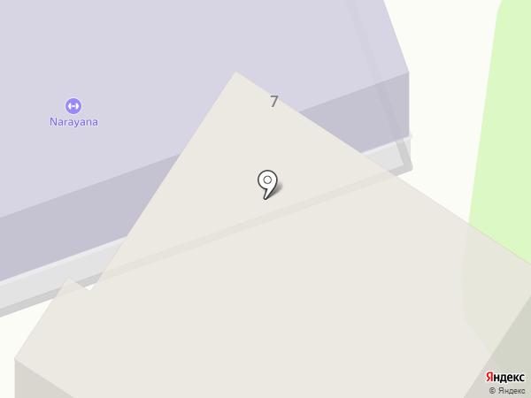 MARS на карте Жуковского