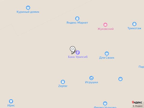 Мастерская по ремонту мобильных телефонов на ул. Чкалова на карте Жуковского