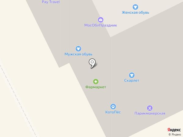 A-Club на карте Жуковского