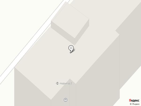 Городская библиотека №2, г. Харцызск на карте Харцызска