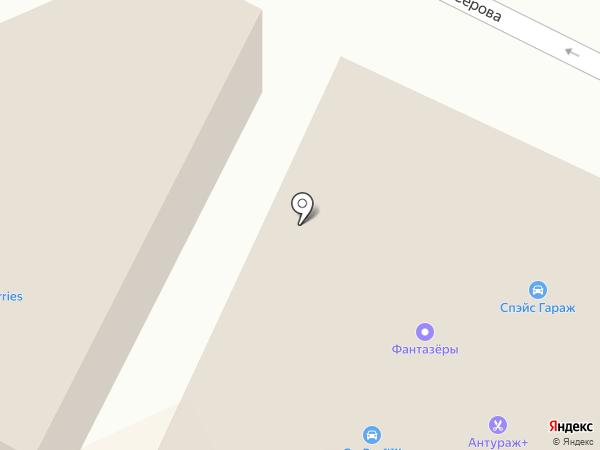 Фантазеры на карте Жуковского