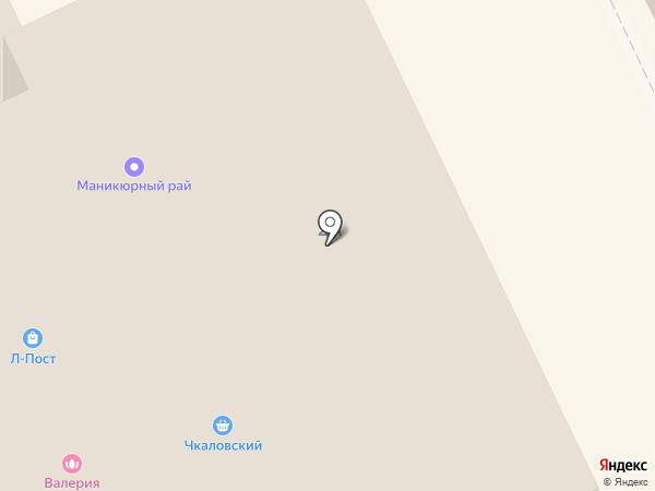 Магазин сантехники на карте Жуковского