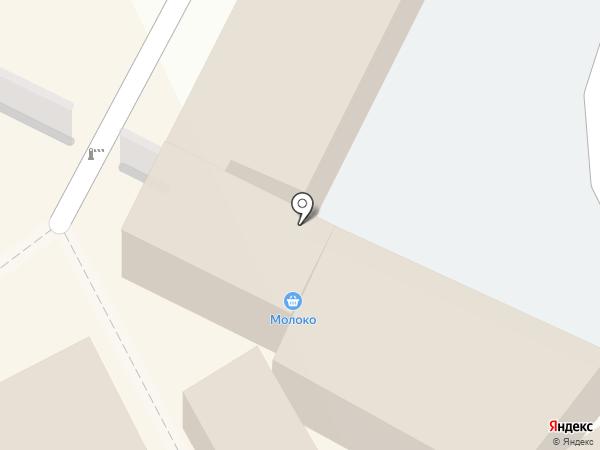 На Серова на карте Жуковского