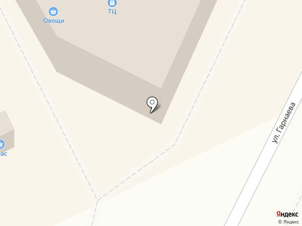 Антураж на карте Жуковского