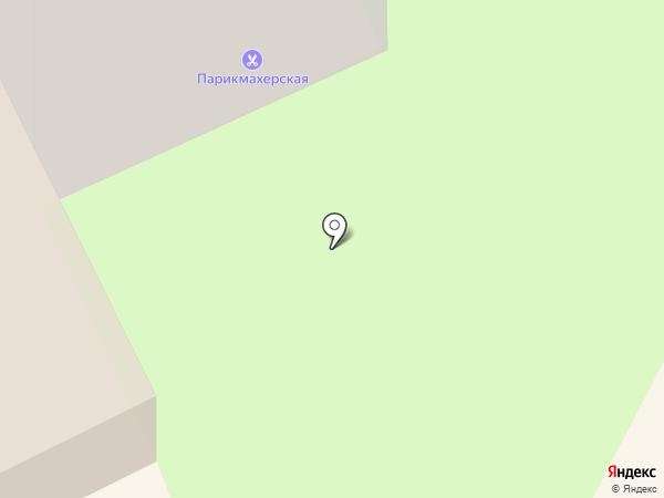 Планета на карте Жуковского