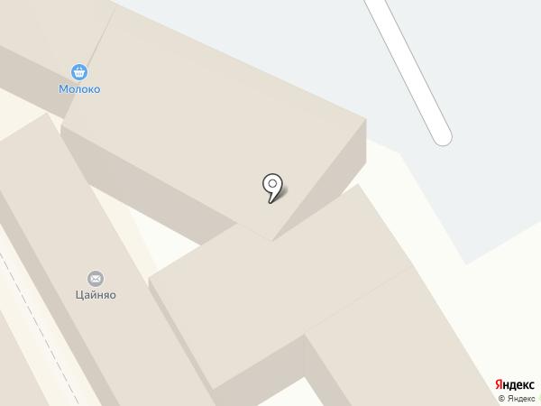 Автостоянка на карте Жуковского