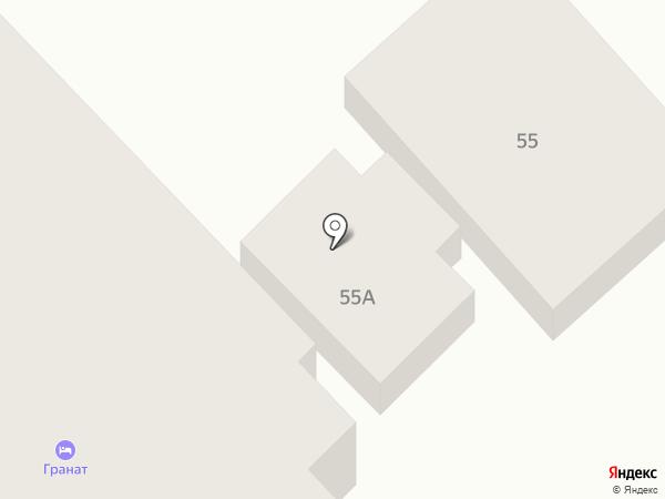 Тобико на карте Геленджика