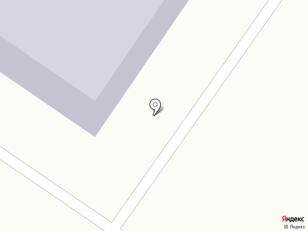 Кратовская средняя общеобразовательная школа №28 на карте Кратово