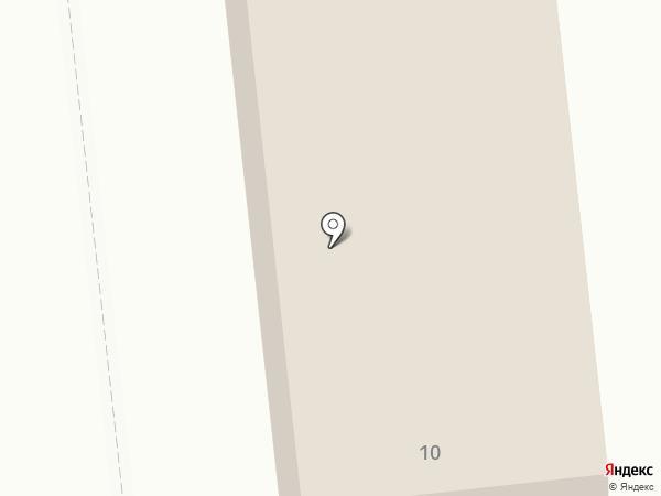 Стрела на карте Жуковского
