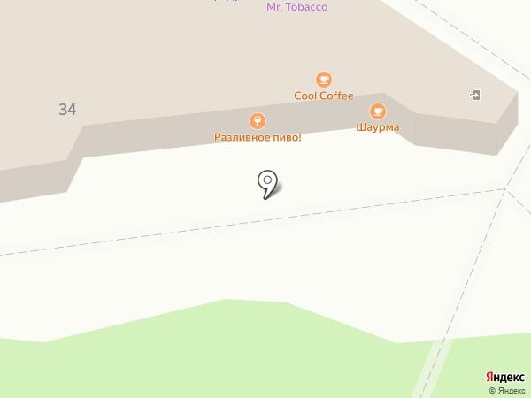 Жуковский хлеб на карте Жуковского