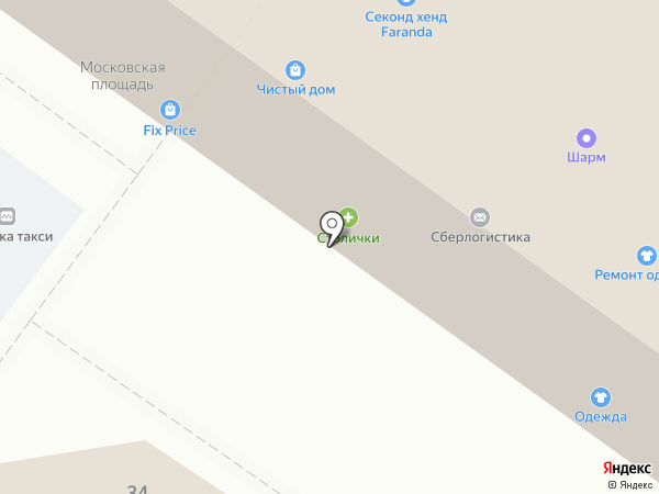 Сато на карте Жуковского