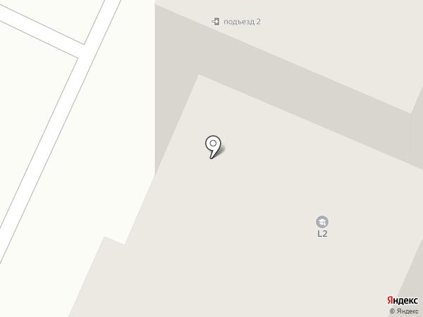 Татни на карте Свердловского
