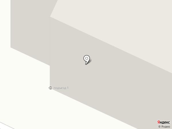 Серова 9, ТСЖ на карте Жуковского
