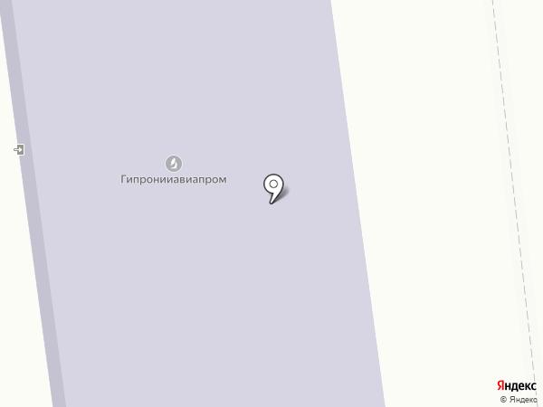 ГИПРОНИИАВИАПРОМ на карте Жуковского