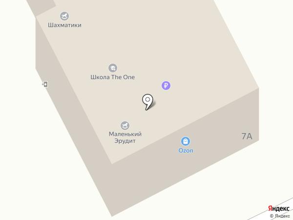 Маленький Эрудит на карте Жуковского