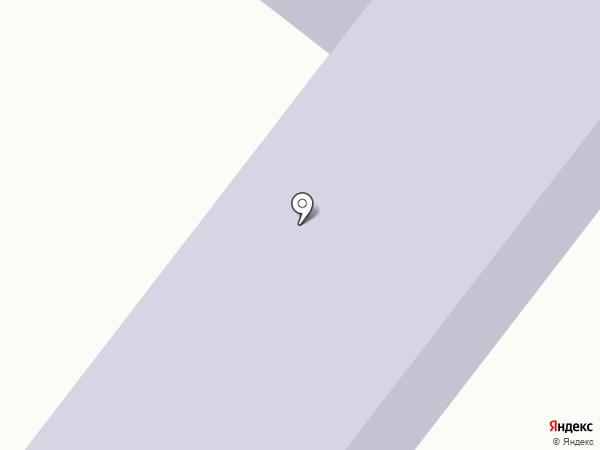 Харцызский учебно-воспитательный комплекс №2 на карте Харцызска