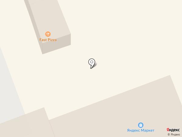 Связной на карте Красноармейска
