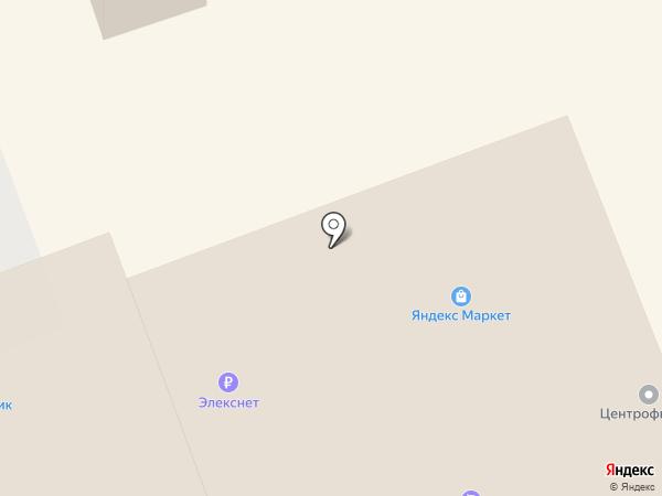 Tele2 на карте Красноармейска