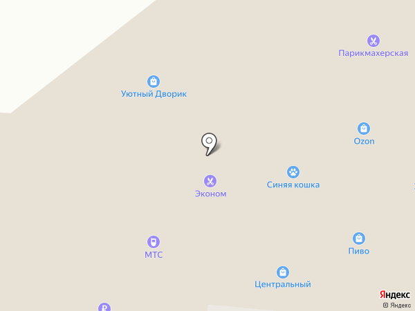 Билайн на карте Красноармейска