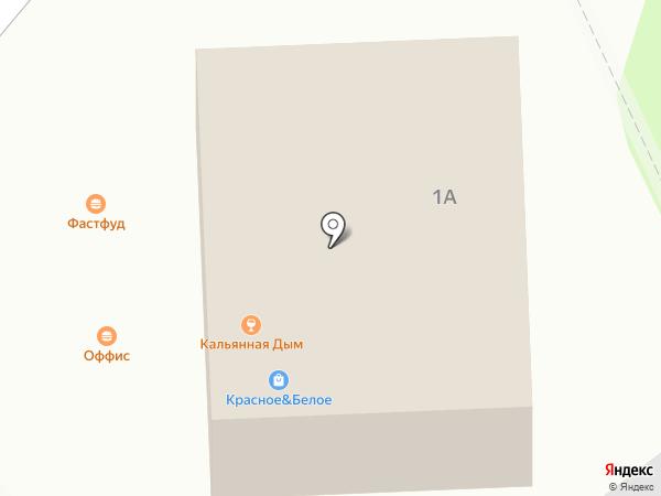Жасмин на карте Литвиново