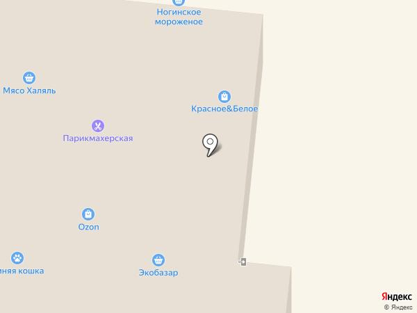 Универсальный магазин на карте Красноармейска