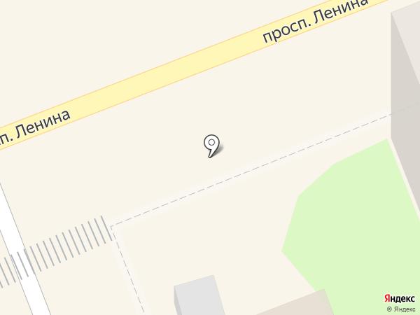 Первая полоса на карте Красноармейска