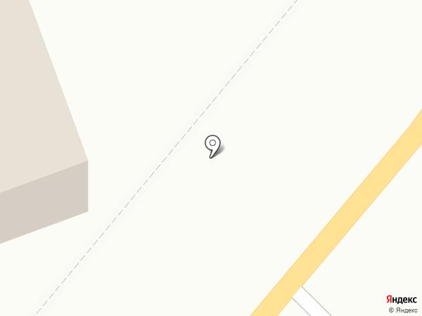 Киоск фастфудной продукции на карте Красноармейска